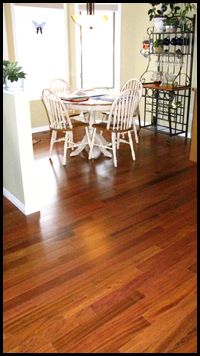 Calgary Hardwood: MAB Hardwood Calgary Front Kitchen MAB Hardwood Flooring is a customer oriented company serving Calgary and area since 2002