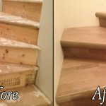Calgary Hardwood: before after stairs2 150x150 Gallery